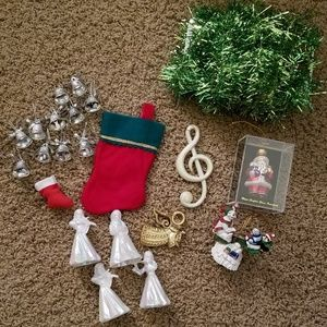 Other - Christmas tree ornaments and décor pieces